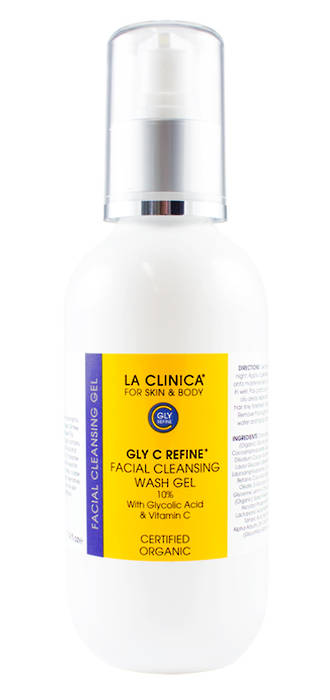 Gly C Facial Cleansing Wash Gel 10%