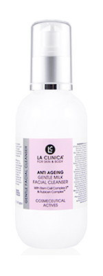 Anti Ageing Gentle Milk Facial Cleanser